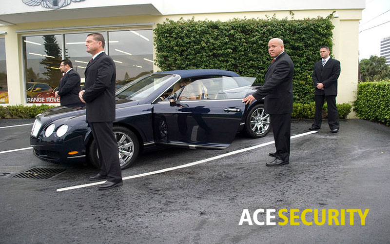Close Protection Companies London