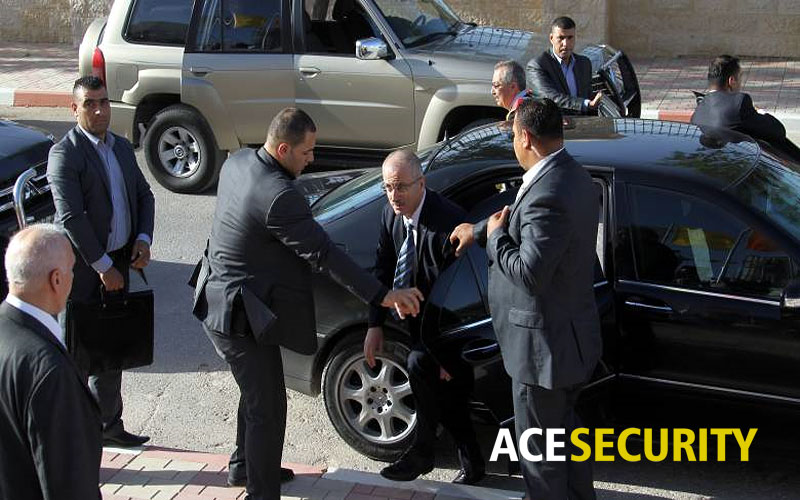 Close Protection London