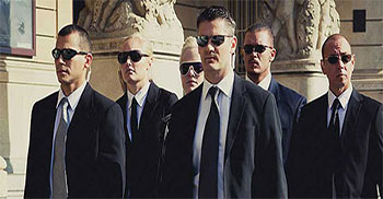 Hire Bodyguards in London